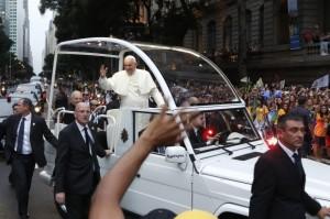 Papa Francisc, pe lista ţintelor grupării teroriste Stat Islamic