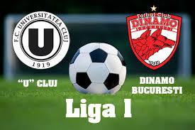 Liga I, etapa 2. Universitatea Cluj - Dinamo, scor 2-3