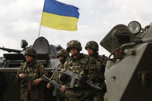 Armata ucraineanǎ ar putea adopta modelul elvețian (foto:thehindu.com)