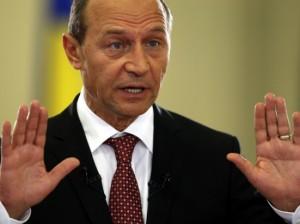 Băsescu acuză Rusia și susține Ucraina.