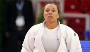 Argint la CM de judo.