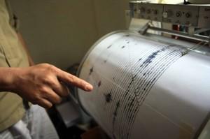 Cutremur de pământ, în județul Vrancea