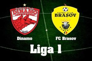 Liga I, Etapa VI: Dinamo - FC Brașov (live video)