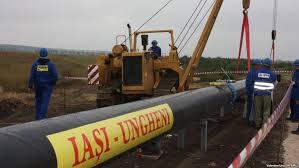 Revista presei. Ponta și Leancǎ au inaugurat gazoductul Iași-Ungheni (foto:europalibera.org)