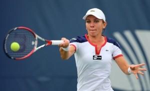 U.S. Open, Turul III: Simona Halep vs. Mirjana Lucic Baroni (live video)