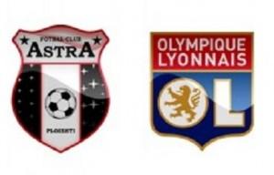 Europa League, play-off: Astra Giurgiu vs Olympique Lyon