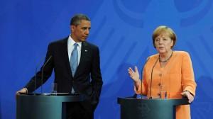 Criza din Ucraina: Rusia amenințatǎ cu consecințe de Obama și Merkel (foto:globalsearch.com)