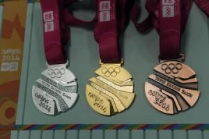 Medalie de argint la Nanjing.