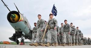 NATO,  cinci baze în Europa de Est, inclusiv în România