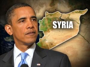 Obama despre strategia unei intervenţii în Siria