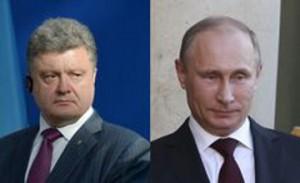 Ucraina și Rusia vor pace. Vezi ce au discutat Putin și Poroșenko! (foto:inform.kz)