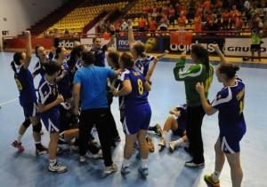 Handbal feminin: România, în finala Campionatului Mondial Under-18