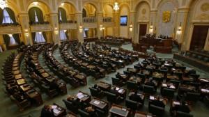 Proiectul de Lege care prevede reducerea CAS cu 5 puncte procentuale a trecut, luni, 25 august, de Senat. (foto:psnews.com)