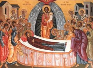 Adormirea Maicii Domnului - Sfânta Maria Mare