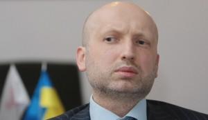 Conflictul din Ucraina: Turcinov nu crede ȋntr-o soluționare pașnicǎ (foto:moldova24.info)