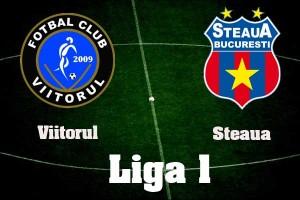 Liga I, etapa 6. F.C. Viitorul – Steaua