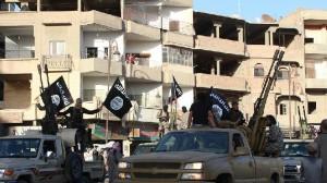 Statul Islamic luptă cu arme americane