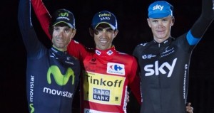 "Turul Spaniei 2014: Contador cȃștigǎ a treia ""Vuelta"" din carierǎ (foto:skysports.com)"