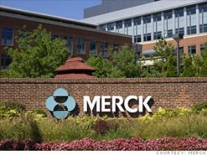 Compania farmaceutică germană Merck