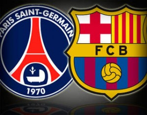 UEFA Champions League, grupa F: PSG vs Barcelona