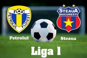 Liga I, etapa VIII: Petrolul Ploiesti – Steaua (live video)