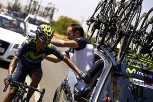 Turul Spaniei, rezultate etapa 11.