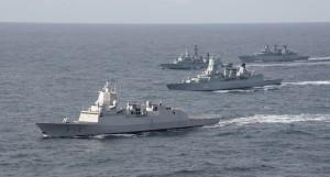 Sea Breeze 2014. Manevre militare în coasta Rusiei