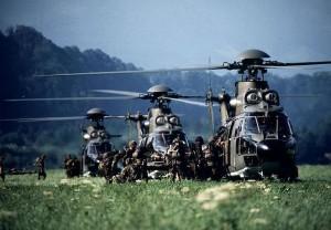 Elicopterele Super Puma MK 1 se vor produce la IAR Braşov