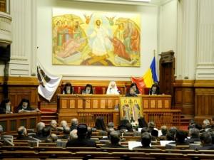 Şedinţa de constituire a Adunării Naţionale Bisericeşti