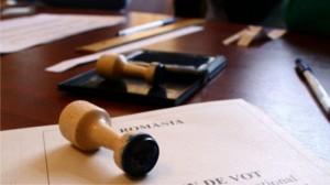 Alegeri prezidențiale: Au fost aleși cei 5 judecǎtori BEC (foto:ampress.ro)