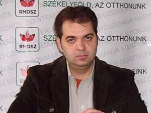Preşedintele UDMR Sfântu Gheorghe, Antal Arpad.