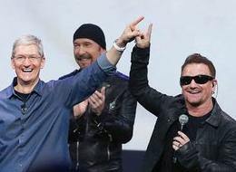 U2 și Apple au pus gând rău pirateriei online.