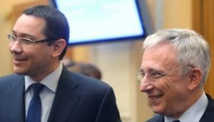 Ponta și Isărescu negociază singuri cu FMI.