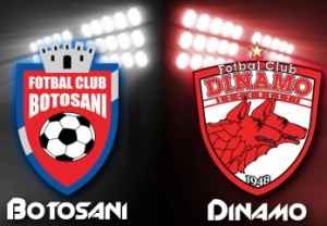 Liga 1, etapa a 7-a: FC Botoșani vs Dinamo
