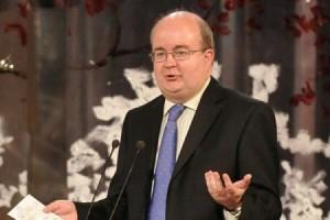 Noul ambasador al Marii Britanii. Foto: agerpres