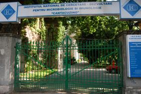 Protest la Institutul Cantacuzino.