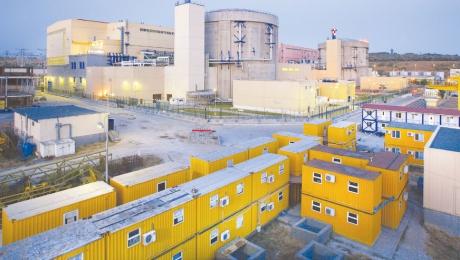 Reactorul numărul doi al Centralei Nucleare de la Cernavodă a fost oprit.