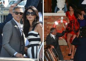 Totul despre nunta lui George Clooney.