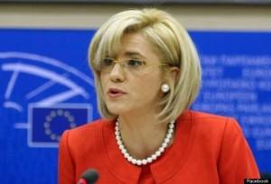 Corina Crețu, comisar Politicii Regionale în Comisia Europeană