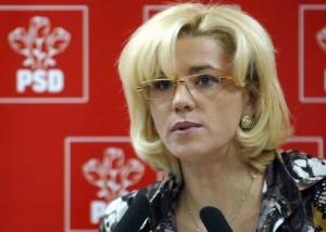 Corina Crețu, audiată de Parlament.