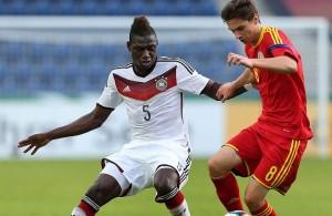 Preliminarii Euro 2015 (U-21): Germania – Romȃnia, scor 8-0 (foto:dfb.de)