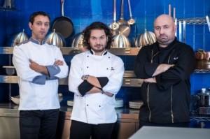 """""""Hell's Kitchen – Iadul Bucătarilor"""". Premiera, azi, la Antena 1."""