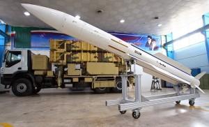 Iranul a prezentat sistemul de rachete Talash-3 și 2 tipuri de radare (foto:globalmiliratyreview.com)