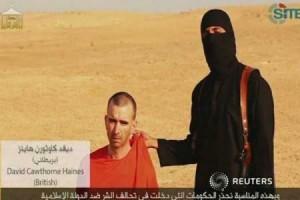 FBI l-a identificat pe asasinul jurnaliștilor James Foley și Steven Sotloff