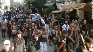 SUA despre importanţa raidurilor aeriene asupra grupării Khorassan (foto:cnn.com)