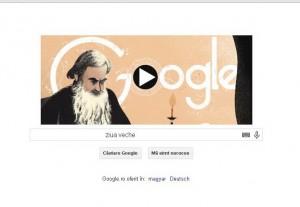 186 de ani de la naşterea lui Lev Tolstoi