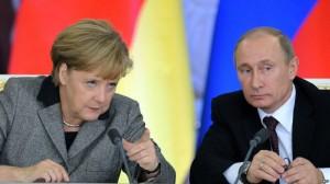 Livrarea de gaze rusești cǎtre UE: Ce au discutat Merkel și Putin (foto:pagnadepolitica.ro)