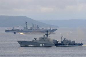 Navǎ ucraineanǎ din Marea Azov atacatǎ de separatiști (foto:eurotv.md)