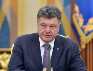 Planul lui Poroșenko: Autonomie temporarǎ pentru separatiștii pro-ruși
