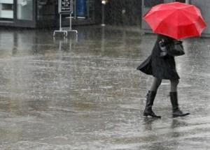 Avertizare de ploi și vijelii.